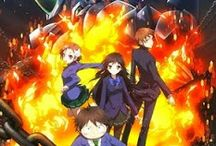 Accel world / Accel World is a Japanese light novel series written by Reki Kawahara and illustrated by HiMA. An anime adaptation by Sunrise aired in Japan between April and September 2012. Two video games were released for the PlayStation Portable and PlayStation 3. An anime film titled Accel World: Infinite Burst featuring an original story by Kawahara premiered in Japan on July 23, 2016.  https://en.wikipedia.org/wiki/Accel_World