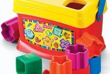 Stacking & Nesting Toys