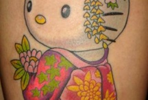 Hello Kitty / My <3 for HK! / by Carmen Rivera-Santoyo