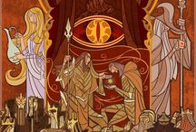 Lord of the ring / Art/game