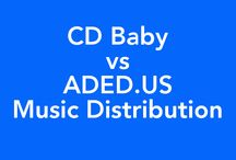 CD Baby vs ADED.US Music Distribution / CD Baby vs ADED.US Music Distribution