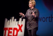 TED Talks / by Jill Stevens