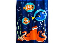 Finding Dory Party Supplies and Merchandise for Kids / Here is the latest fashion ware and more featuring Dory and her friends from the soon to be released Disney animated film Finding Dory.