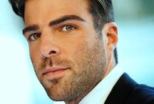<3 Zachary Quinto/Mr Spock <3