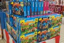 Jouets de Noël 2014 / Présentation de l'univers du jouet à Auchan Cherbourg