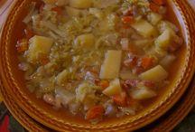 Recettes / Soupe au chou
