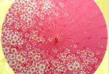 Pink Umbrella Inspiration Challenge