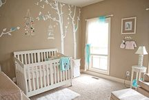 sweet baby room decor