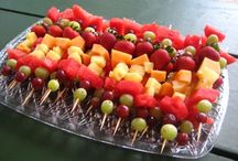 buffet and catering ideas / by Anita King Musser