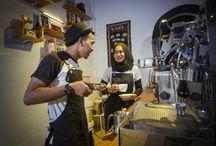 Couple Partners Coffee Cafe 2