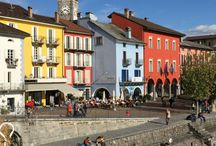 Travel Europe: Switzerland / Inspiration for your upcoming trip to Switzerland.