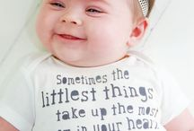 grandbaby things / by Vickie Oubre