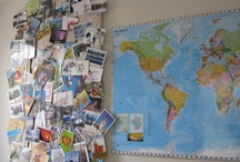 Postcrossing ideas