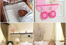 Newborn Hospital Room Decor