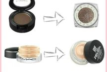 BEAUTY DUPES HIGH END MAKE UP KONI
