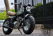 Classic bike 250 125