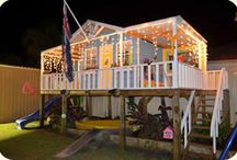 cubby house / by Angie Reed