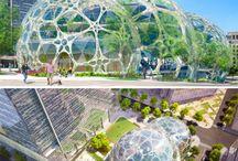 Сферическая современная архитектура