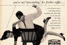 Vintage Ads / by Mary W