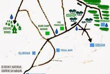Jalur Pendakian Ungaran / Jalur Pendakian Ungaran vis Jimbaran