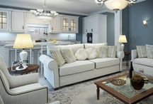 Un espacio para las visitas / Decora un rincón de tu hogar especial para las visitas y hazlas sentir como parte de la familia.