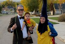 Clever Halloween costumes