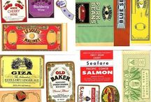 vintage labels n tags