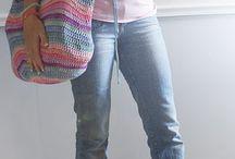 Crochet bolsos y bolsas / by Alicia Msv