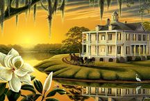 Historical Louisiana / Louisiana is one of the most rich in the nation in history and culture and we Louisianians are proud of our heritage.