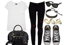 minimalist, rock style