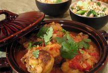 Moroccan Cuisine / Ideas for meals and images of food you might find in Morocco!