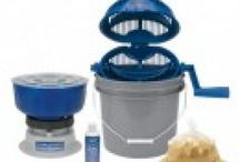 Tumblers and Cleaners / Tumblers and Sonic Cleaners provide a quick, easy and economical means to clean your brass by removing fouling, lube and oxidation quickly and conveniently.