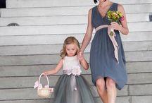 Flower Girl Ideas / Flower Girl Ideas for the wedding