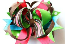 Hairbows  / by Maija Thomas Gray