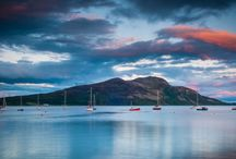 UK Destinations / Sailing destinations and boat inspired accommodation around the UK
