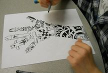 Art Lessons- Middle School