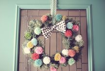 Wreaths, my new obsession!