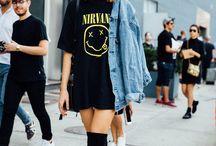 U LOOK GREAT / clothing inspiration / grunge / aesthetics