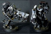 Space Marines conversions
