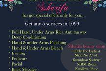 Ssharifa / Grab The Offer Girls