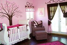♡ B a b y G i r l Nursery ♡ / Someday . . .