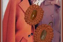 náušnice,náhrdelníky a náramky