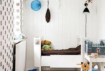GUBI Childrens' Room Inspiration / Inspiring images of GUBI designs shown in your children's room.