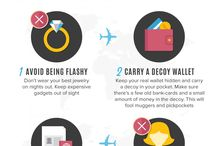 Travel Safety - Top 10 Travel Lists