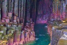 Fantastics caves