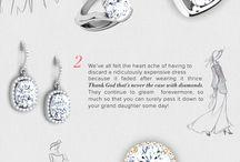 V-DAY EDITION: DIAMONDS VS DRESSES?