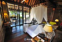 KajaNe Tulamben / A Front Beach Private Villa & Mansion  An Elegant wooden villa & mansion setting up at the front of beach offers for fully relaxation. Situated at the paradise of divers but truly romantic site with scenic beach for honeymooner. This another KajaNe, fully designed to offer opportunity for those diving lovers, honeymooners, and also yogi to experience the breathtaking ambiance of north-east beach in Bali  / by KajaNe Bali