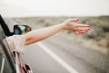 on the road / by Louisa Makaron