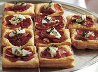Food- Starters / Appetizers & Finger Foods