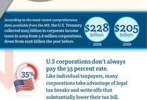 Taxes Infographics